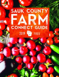 Sauk County Farm Connect Guide is a free publication of local producers.